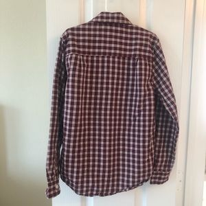 Boys size 7/8 button up
